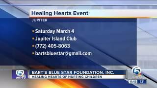 Bart's Blue Star fundraiser March 4