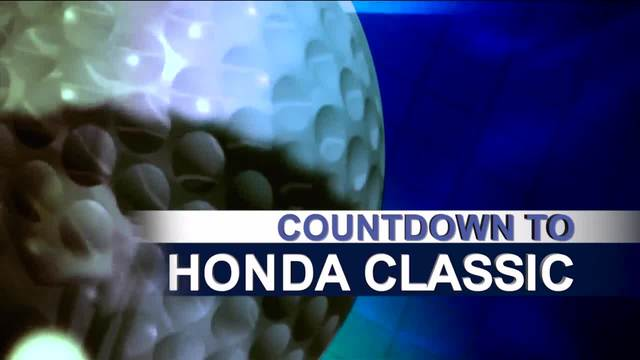 Honda classic two week away