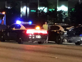 FHP vehicle hit by semi on I-95 in Boynton Beach