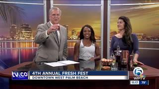 4th annual Fresh Fest on Feb. 11 in West Palm