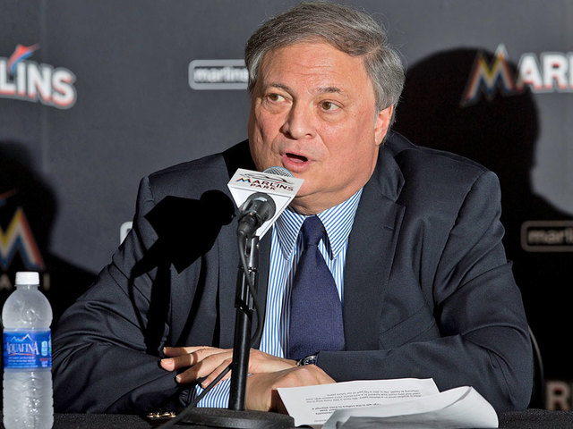 Report says Marlins will be sold for -1-6 billion