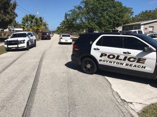 Chase leads to arrests in Boynton Beach