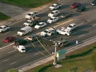 Pedestrian hit, killed in Riviera Beach