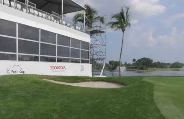 New additions to the Honda Classic tournament