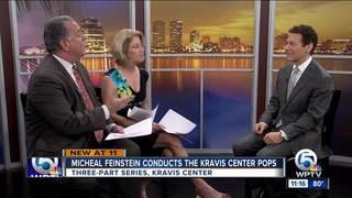Michael Feinstein conducts Kravis Center Pops