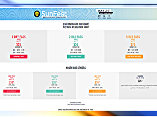Get discounted tickets to SunFest 2017