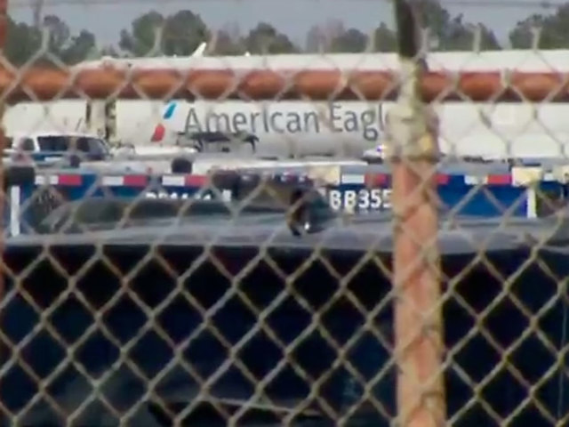 American eagle jet hits deer on takeoff returns to charlotte airport
