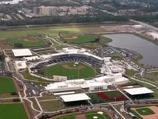 Ballpark of the Palm Beaches nears opening day
