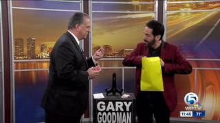 Magician Gary Goodman to perform at Art Spark!