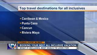 Tips on booking an all-inclusive vacation