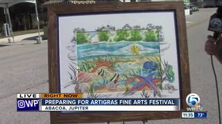 ArtiGras Festival in Jupiter Feb. 18-20