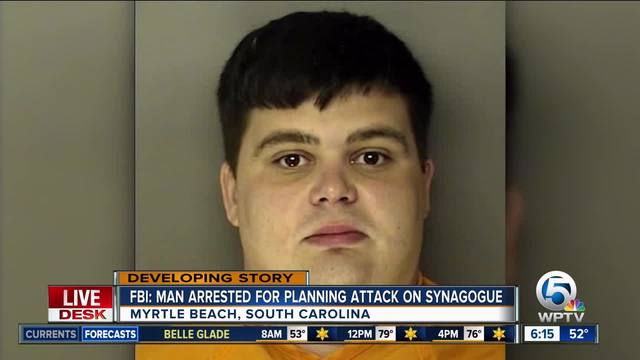 White Supremacist Planned Violent Attack 'in Spirit of Dylann Roof'