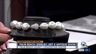 Palm Beach Jewelry, Art, Antique Show Feb. 15-21