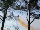Okeechobee Co. brush fire destroys home, sheds