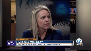 To the Point: Melissa McKinlay