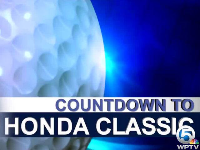 Honda Classic tees off this week