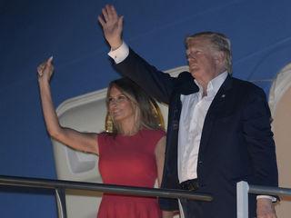 President Trump to depart around 5 p.m.