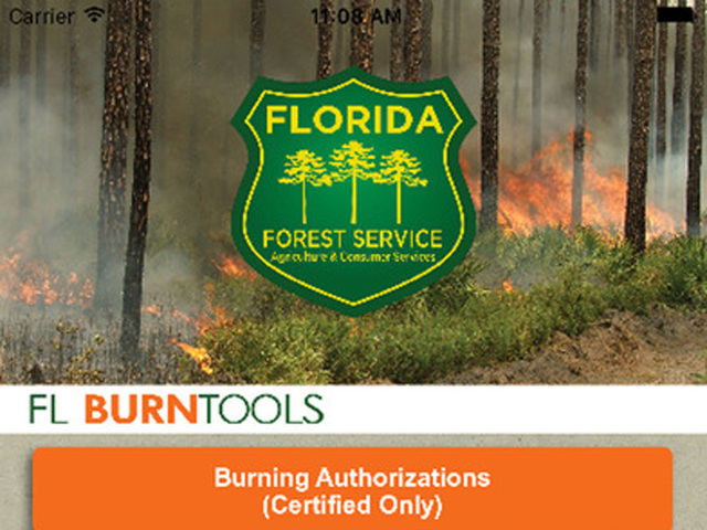 Florida Forest Service debuts new app