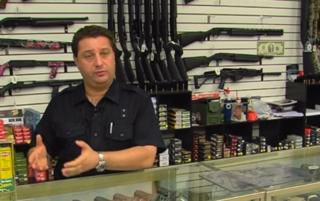 FLL shooting survivor talks about gun control