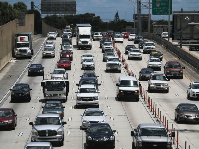 Study- Miami has 10th worst traffic in the world