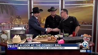Cowboy Ball in Boca Raton on Feb. 25
