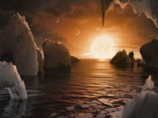 7 Earth-size planets discovered, could hold life