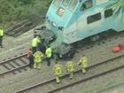 Tri-Rail train hits car near Forest Hill Blvd.