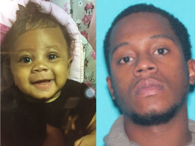Missing child alert issued for 7-month-old Florida girl