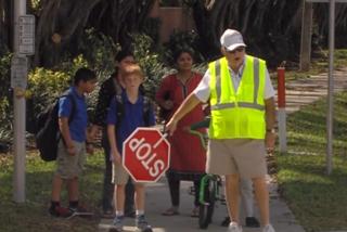 Parents blame Boca Police for unsafe crosswalks