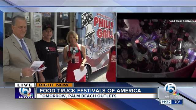 Palm beach food truck craft beer festival for Food truck and craft beer festival