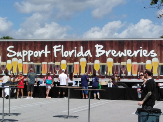 Food Truck Palm Beach Outlets