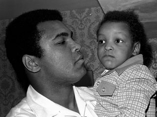 Ali's son asked, 'Are you Muslim?' at FLL