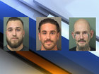 Three men face charges of patient brokering