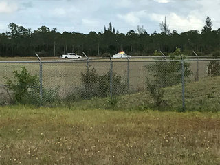 Plane crash involving two aircraft investigated