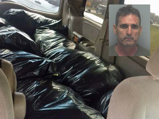 $1 million pot bust on I-75 in Florida