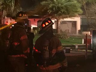 Chimney fire destroys Delray Beach home