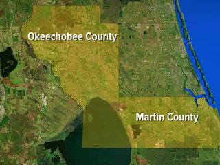 Two dead in crash near Martin-Okeechobee line