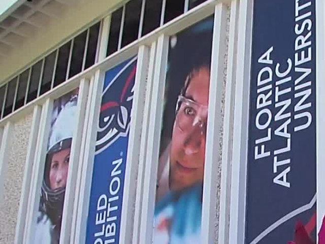 Changing the image of Florida Atlantic University