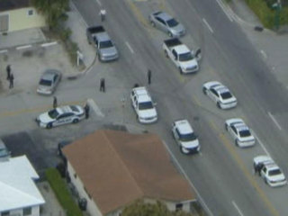 Fort Lauderdale police-involved shooting