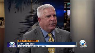 To the Point: J.P. Sasser 3/12/17