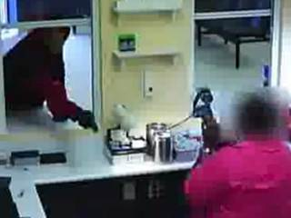 Robber dressed as 'Iron Man' robs FL blood bank