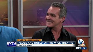 'Guys and Dolls' at the Wick Theatre in Boca