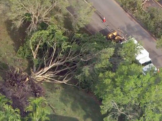 NWS confirms EF1 tornado hit Broward County