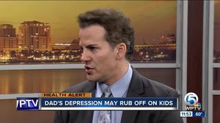 Dr. Soria: Dad's depression affects children