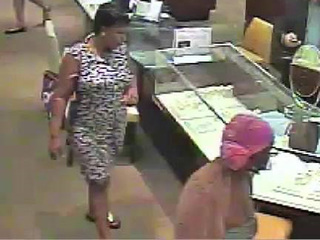 2 suspects steal jewelry from Boca Raton stores