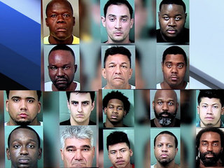 PBSO arrests 18 in Operation Risky Business