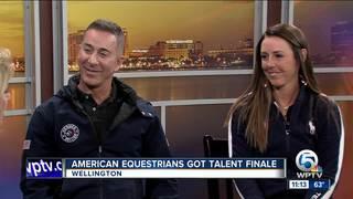 American Equestrians Got Talent is coming