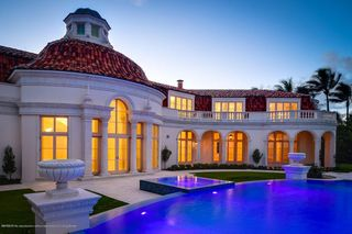 Pricey home: Palm Beach estate for sale $69.9M