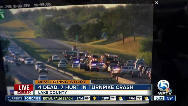 Florida trooper with MA ties critically injured in crash