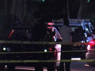 Person shot at West Palm apartment complex